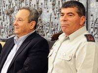 גבי אשכנזי אהוד ברק /  צלם: מארק ניימן לע''מ